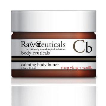 Raw Skin Ceuticals BD-BU-CAL-90 Body. Ceuticals Body Butter Calming