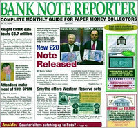 Kmart.com Banknote Reporter Magazine - Kmart.com