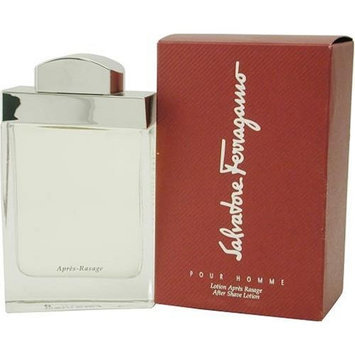 Salvatore Ferragamo By Salvatore Ferragamo For Men. Aftershave 1.7 Ounces
