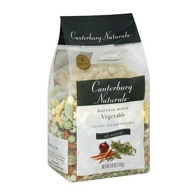 Canterbury Naturals Classic Artisan Harvest Moon Vegetable Soup Mix