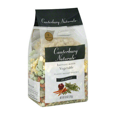 Canterbury Naturals Classic Artisan Harvest Moon Vegetable Soup Mix