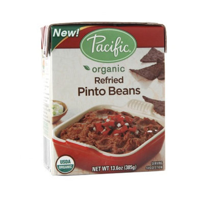 Pacific Organic Refried Pinto Beans