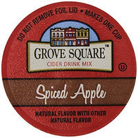 Grove Square Coffee Grove Square Cider, Spiced Apple, 18 Single Serve Cups (Pack of 3)