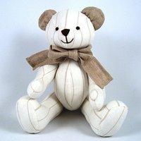 Naturally Baby Stuffed Gift Bear