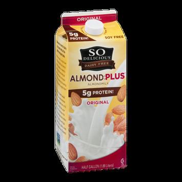 So Delicious Almond Plus Almondmilk Original