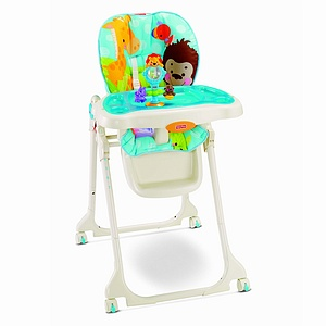 Fisher-Price Precious Planet High Chair