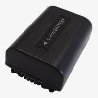 Discountbatt Superb Choice CM-SONFH50-2 7.2V Camcorder Battery for Sony A230, A330 and A380 Alpha DSLR