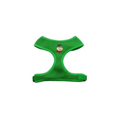 Mirage Pet Products 73-01 SMEG Frosty Chipper Emerald Harness Small