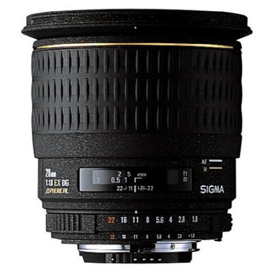 Sigma 28mm f/1.8 EX DG Lens Sony Fit