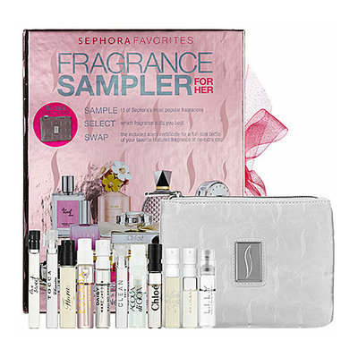 Sephora Favorites Fragrance Deluxe Sampler For Her