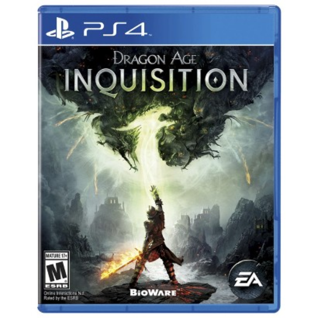 Electronic Arts Dragon Age: Inquisition (PlayStation 4)