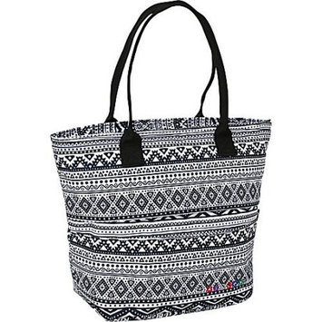 J World New York Lola Insulated Lunch Tote Tribal - J World New York Travel Coolers