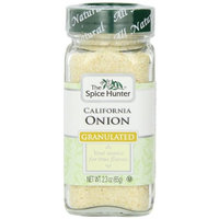 The Spice Hunter California Onion Powder, 2.3-Ounce Jar (Pack of 6)