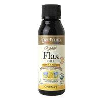 Spectrum Essentials Organic Flax Oil Omega-3 Lemon