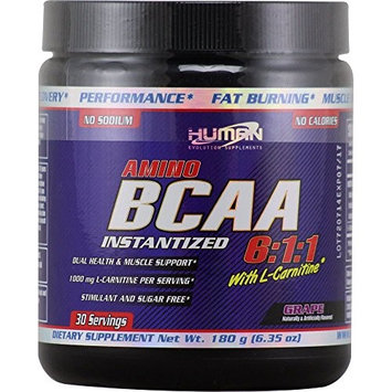 Human Evolution Supplments Human Evolution Supplements Amino BCAA 6:1:1