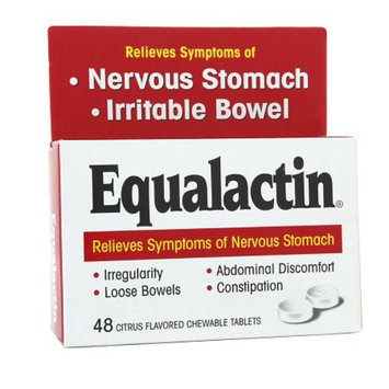 Equalactin Laxitive Chewable Tablets