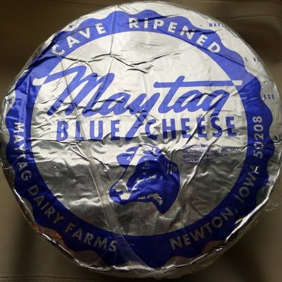 Maytag Blue Cheese - approx. 4 lbs