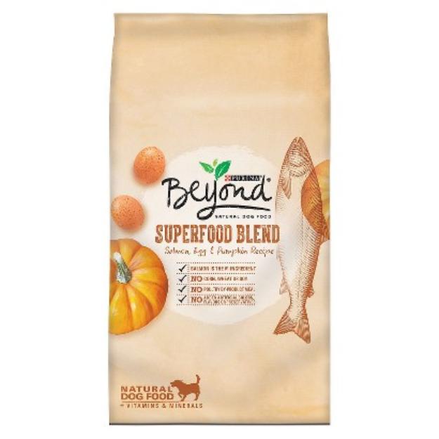 Purina Beyond Salmon, Egg, and Pumpkin Recipe 3 lb