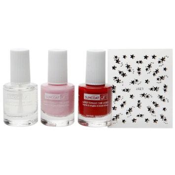 Suncoat Girl Natural Nail Beauty Kit, Ballerina Beauty, 1 fl oz