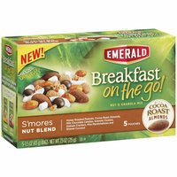 Emerald Breakfast on the Go! S'mores Nut Blend Nut & Granola Mix