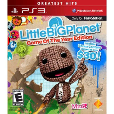 Sony Little Big Planet Game of the Year Edition (PlayStation 3)
