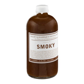 Lillie's Q Barbeque Sauces & Rubs Smoky