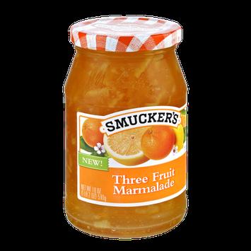 Smucker's Three Fruit Marmalade