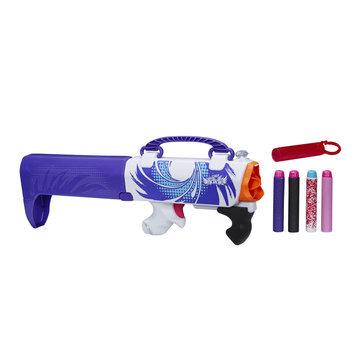Nerf Rebelle Secret Shot Blaster (Purple) - HASBRO, INC.