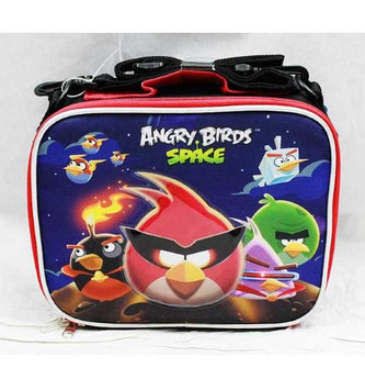 Animations Angry birds Space Lunch Bag Lunch Box