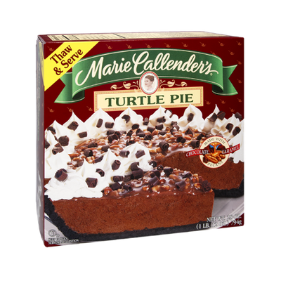 Marie Callender's Turtle Pie