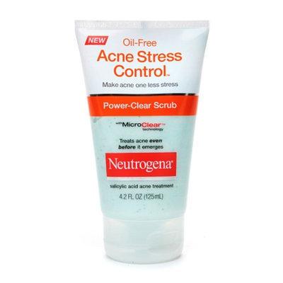 Neutrogena OilFree Acne Stress Control Triple Action Toner