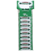Wrigley's Chewing Gum, 10 - 5 stick packs