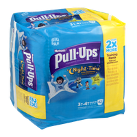 Huggies Pull-Ups Training Pants Night Time Disney Design 3T-4T - 42 CT