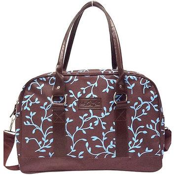 Baby Ziggles Large Diaper Bag, Leaf