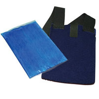 Trainers Choice Trainer's Choice Hot/Cold Wrap (Includes Wrap with Straps and Hot/Cold Gel Insert)