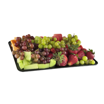 Fruit Tray Grapes, Cantaloupe, Honeydew, Watermelon & Strawberries - Serve 8-12