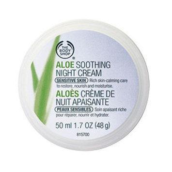 The Body Shop Aloe Soothing Night Cream