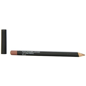 Youngblood Mineral Cosmetics Youngblood Lip Pencil, Pout, 1.1 Gram