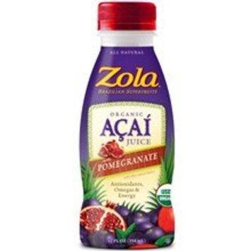 Zola Acai with Pomegranate Juice (8x32 Oz)