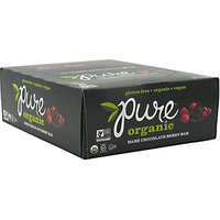 Promax Nutrition Pure Organic Dark Chocolate Berry Bars