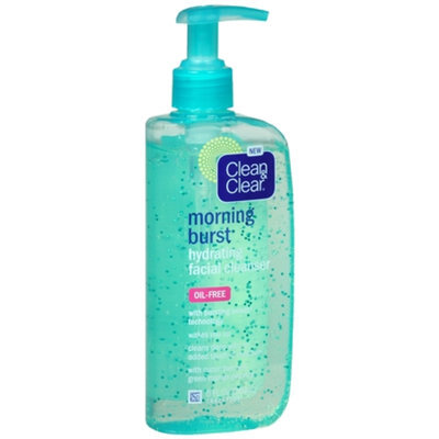 Clean & Clear Morning Burst Hydrating Facial Cleanser