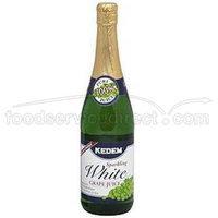 Kedem Sparkling White Grape Juice