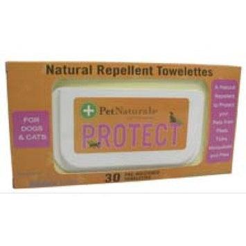 Pet Naturals of Vermont Flea and Tick Repellent Wipes - 45 ct - HSG-1262088