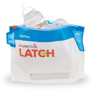 Munchkin Inc Munchkin LATCH Sterilize Bags, 6-Pack