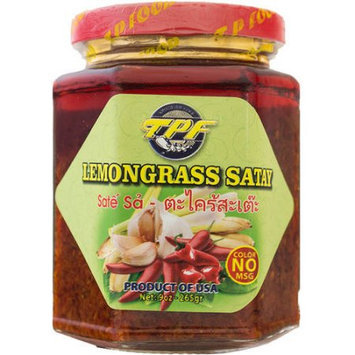 Morton Salt TPF Lemongrass Satay, 9 oz