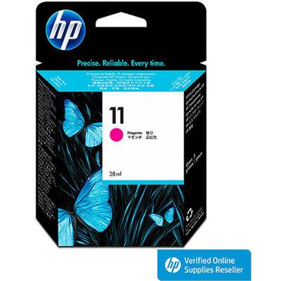 Hewlett Packard HP No. 11 Magenta Ink Cartridge - Inkjet - 1750 Page - Magenta