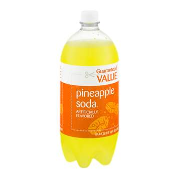 Guaranteed Value Pineapple Soda