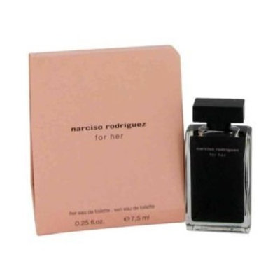 Narciso Rodriguez FOR WOMEN by Narciso Rodriguez - 0.25 oz EDT Mini