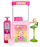 Barbie The Malibu Ave. Yogurt Shop - recaro north