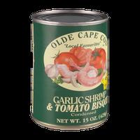 Olde Cape Cod Garlic Shrimp & Tomato Bisque Condensed Soup